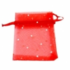 organza+bags+wholesale+with+dots