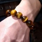 8+mm+beaded+gemstone+bracelet