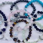 Power Gemstone Bracelet Wholesale > Gemstone Angels Bracelet Wholesale