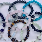 Power Gemstone Bracelet Wholesale > Wholesale Gemstone Angels Bracelet