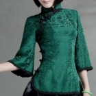 Clothing Wholesale - Import & Export > Wholesale Chinese Traditional Blouses - Shanghai Blouses Wholesale