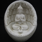 Buddha Statues Wholesale/Import & Export > Buddha Egg with incenseholder
