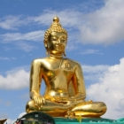 Buddha Statues Wholesale/Import & Export > Golden Buddha Statues Wholesaler