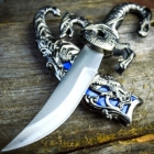 Decoration & Home Products Wholesale - Import & Export > Fantasy Knife and Daggers Wholesale