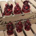 Buddha Statues Wholesale/Import & Export > Lucky Buddha Sets of 6