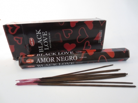 HEM Incense Sticks Wholesale - Black Love