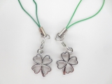 Wholesale - Clover Metal Lucky Pendant