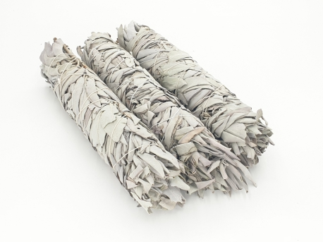 Wholesale - White Sage Smudge Sticks Super Large 140-160 gram
