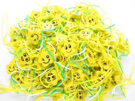 Wholesale Smiley Lucky hangers