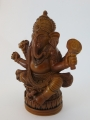 Brown Ganesha small II