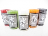 Feng Shui Candle Set (small)