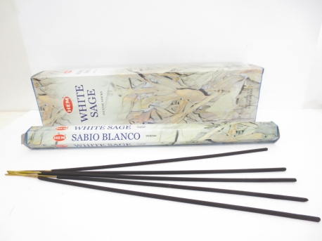 White Sage Garden Incense Sticks Wholesale-Import-Export