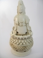 Guanyin incense/conesburner white