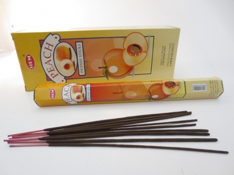 HEM Incense Sticks Wholesale - Peach