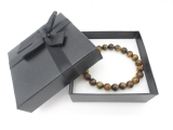8mm gemstone bracelace Tigereye