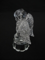 Crystal statue Praying Angel