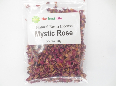 Resin Incense - Mystic Rose 10g