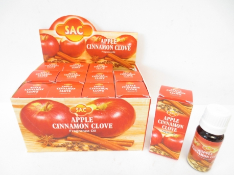 SAC Fragrance Oil Apple Cinnamon Clove