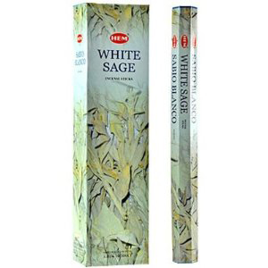 White Sage HEM Incense Sticks Wholesale - Import Export