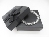 8mm gemstone bracelace Rock Crystal with gift-box