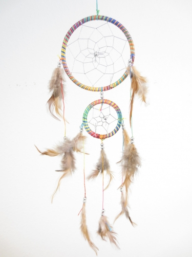 11cm + 1 Round Dreamcatcher mixed