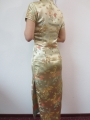 Chinese flower gold size 44