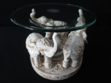 3 Elephants oil burner white