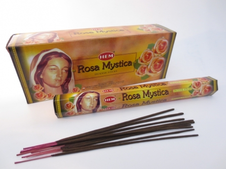 HEM Incense Sticks Wholesale - Rosa Mystica