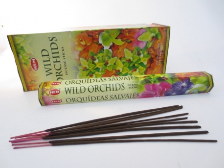 HEM Incense Sticks Wholesale - Wild Orchids