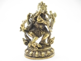 Wholesale - Large bronze standing Ganesha II