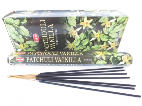 HEM Incense Sticks Wholesale - Patchouli Vanilla