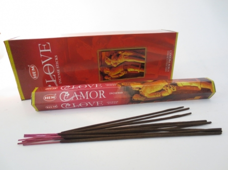 HEM Incense Sticks Wholesale - Love