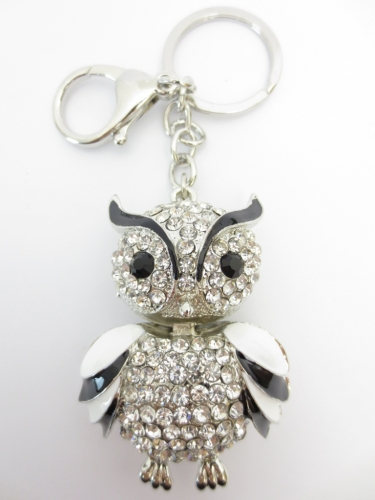 Luxury Owl Key ring