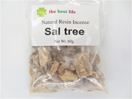 Resin Incense - Sal Tree 60g