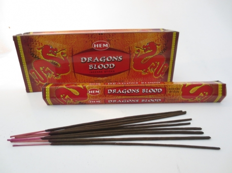 HEM Incense Sticks Wholesale - Dragons Blood