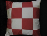 Cushion cover #16 red