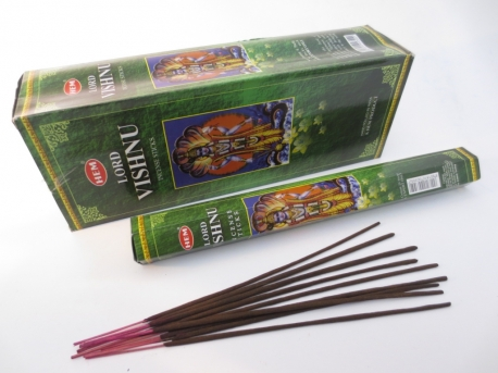 HEM Incense Sticks Wholesale - Lord Vishnu