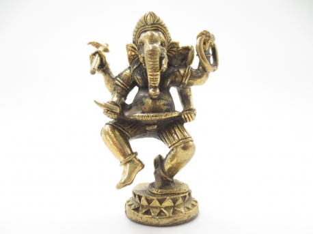 Wholesale - Large bronze standing Ganesha
