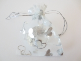 Organza Gifts bag White
