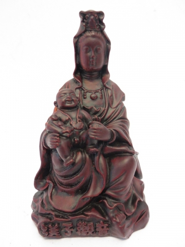 Wholesale - Red Child Guanyin