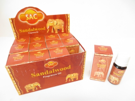 SAC Fragrance Oil Sandalwood