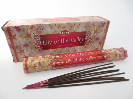 HEM Incense Sticks Wholesale - Lily of the Valley