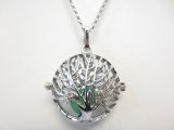 Angel Caller tree of life green