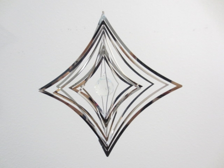 Cosmo Wind Spinner diamond 13 cm