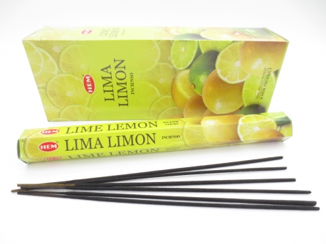 HEM Incense Sticks Wholesale - Lime Lemon
