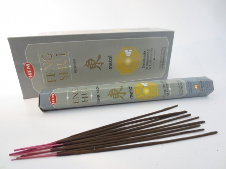 HEM Incense Sticks Wholesale - Metal
