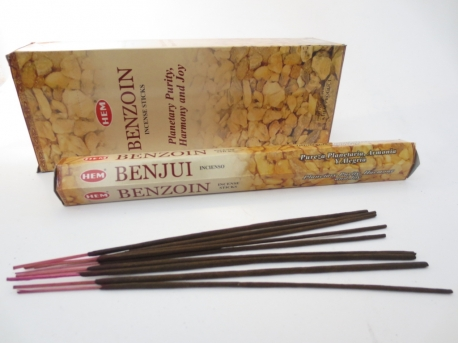 HEM Incense Sticks Wholesale - Benzoin