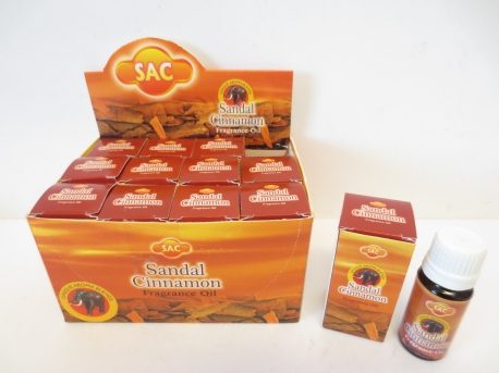 SAC Fragrance Oil Sandal Cinnamon